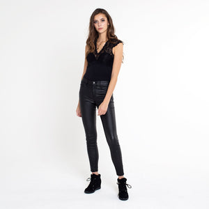 PIECES-FIVE-COATED-BLACK-JEANS-SF
