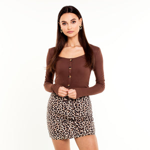 Dicte Brown - Top