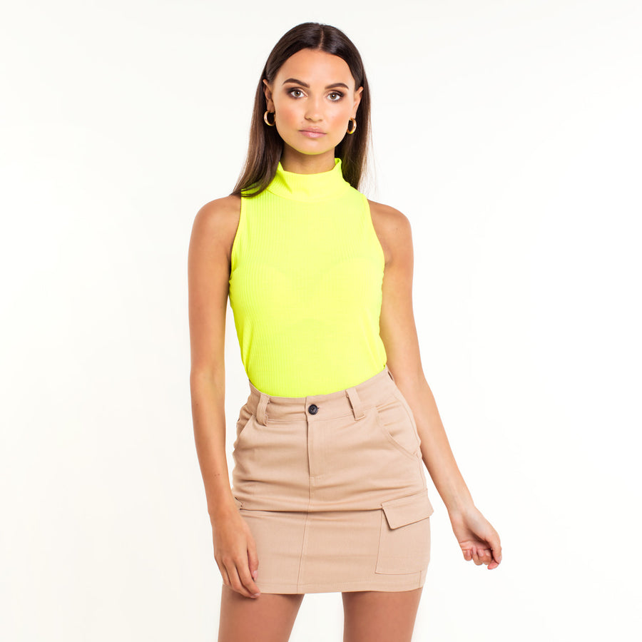 MOSTWANTED-KIM-GREEN-TOP-PF
