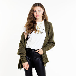 Adaline Green - Cardigan