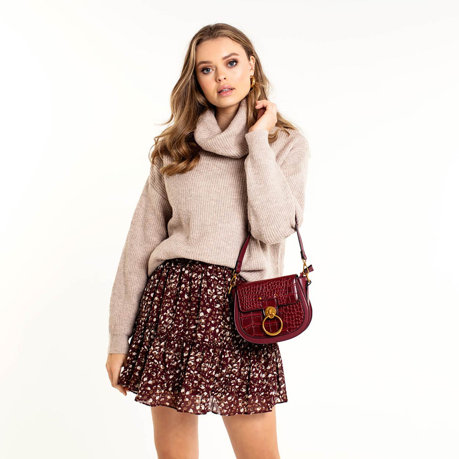 GIANNA-BURGUNDY-SKIRT-PF1