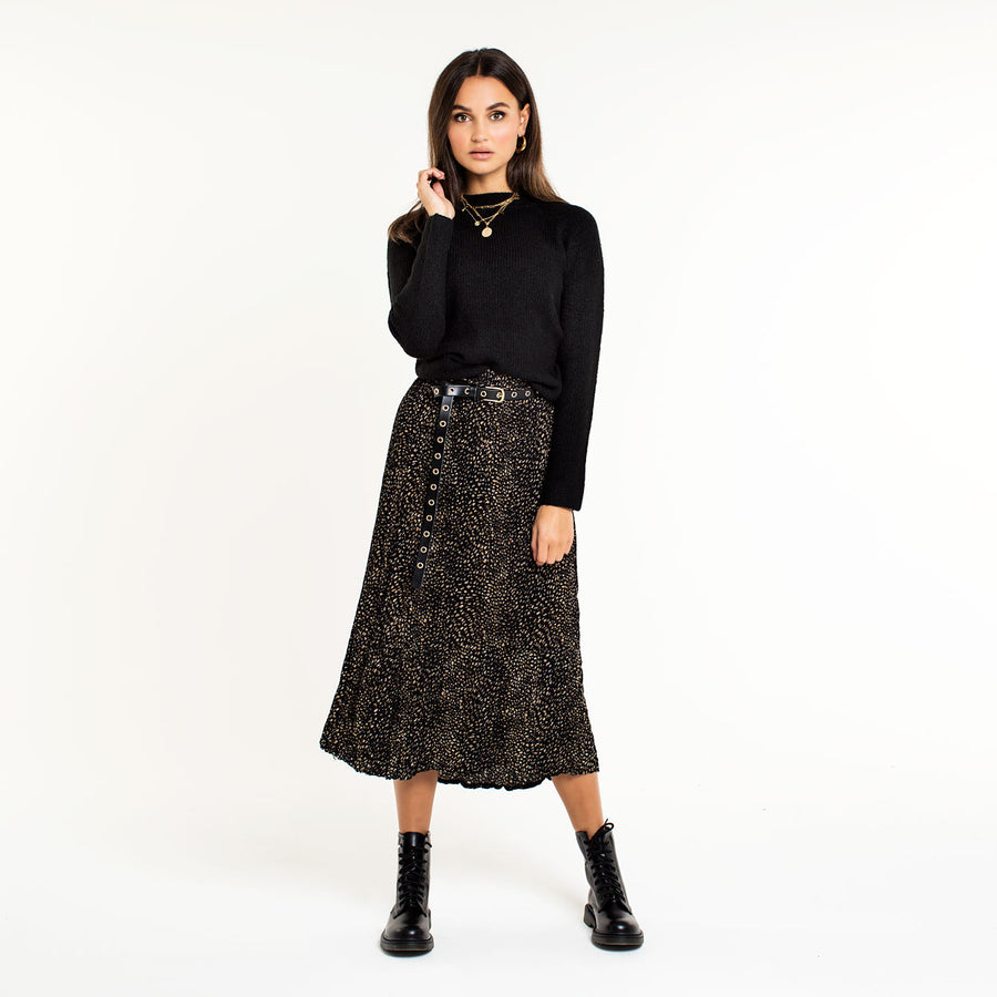 ISRAE-BLACK-SKIRT-PF1