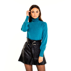 ROMI-BLUE-KNIT-SF1-BLAUWE-TURTLE-NECK-TRUI-MOST-WANTED