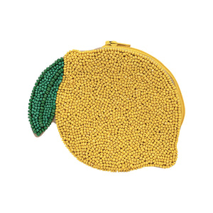Lemon Yellow - Coin Wallet