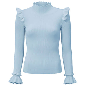 LIZZY-BLUE-TOP-RUFFLES