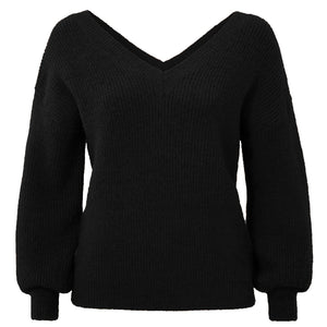 Loua Black - Knit