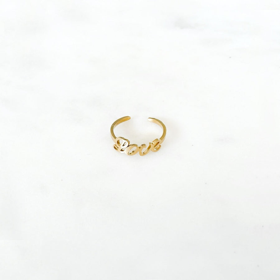 Love Golden - Ring