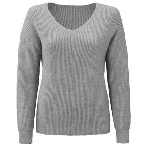 Mara Grey - Knit