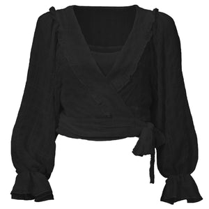 Marinka Black - Blouse