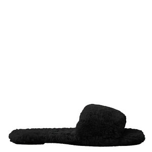 MILANA-SOFT-BLACK-SLIPPERS-PF1