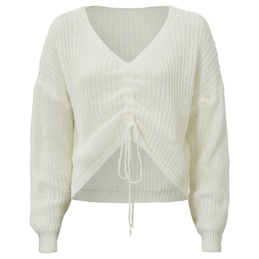 Milou Off White - Knit