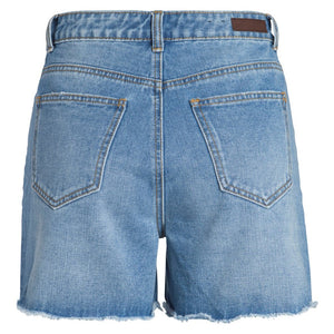 Mom Highwaist Denim - Shorts