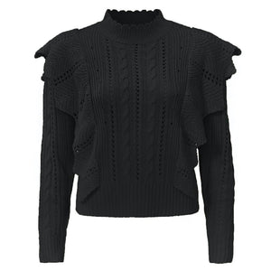 Myrthe Black - Knit