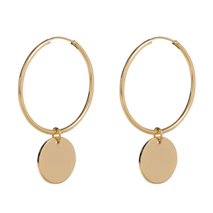 CM-CLUBMANHATTAN-EARRINGS-GOLD-MEDAILLON-PF