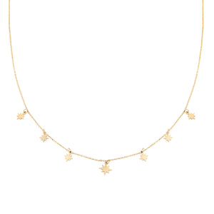 Nova Golden - Necklace