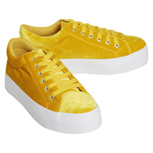 Carma Yellow - Sneakers