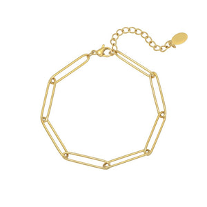 Plain Chain Golden - Bracelet