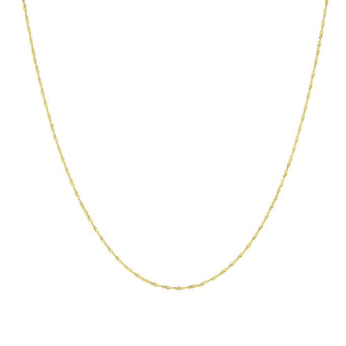Joan Choker Gold - Necklace