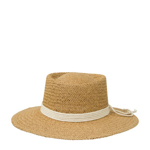 Sanny Brown - Straw Hat