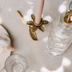 SMALL-FLOWER-GOLDEN-CANDLE-HOLDER-INTERIOR-OLIVIA-KATE