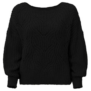 Sorina Black - Knit