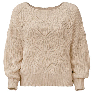 Sorina Taupe - Knit