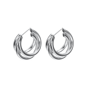 Stacey Silver - Earrings