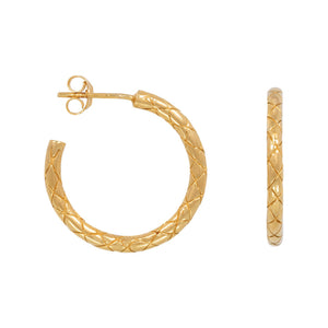 Statement Golden Snake - Hoops