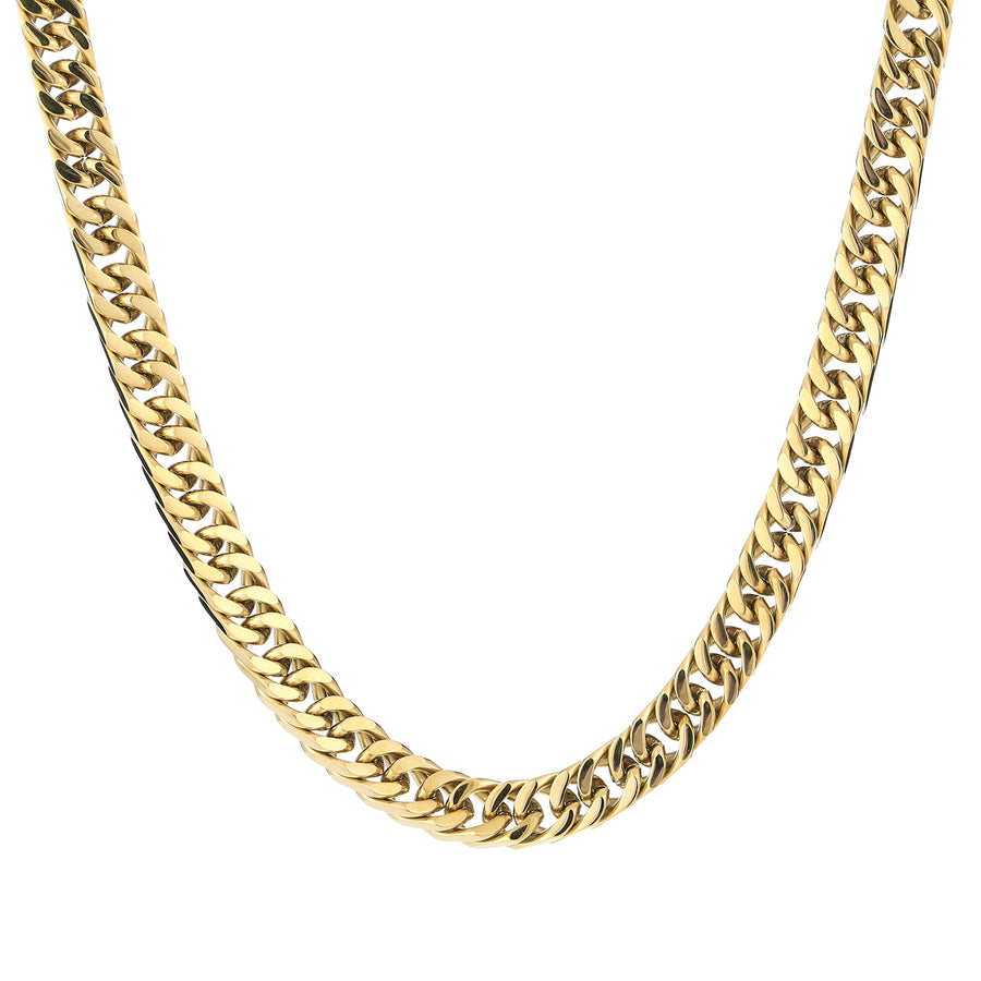 SYLVANA-GOLDEN-NECKLACE-CHUNKY-CHAIN-SCHAKEL-GOUD-PF1