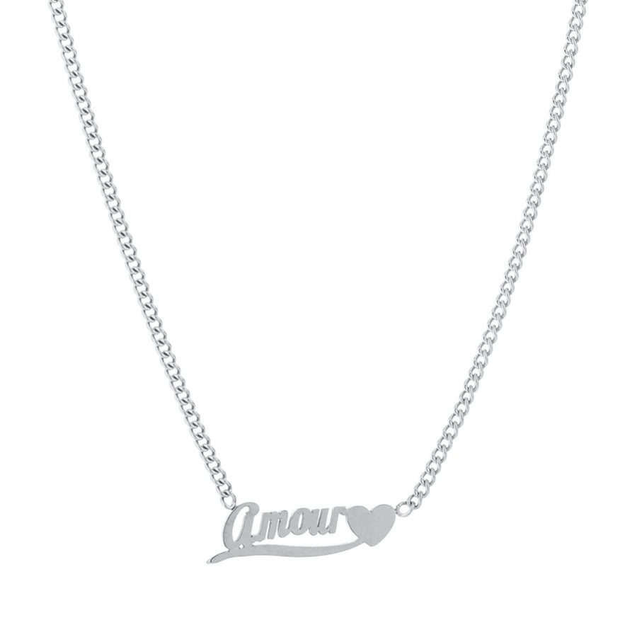 Yula Silver - Necklace