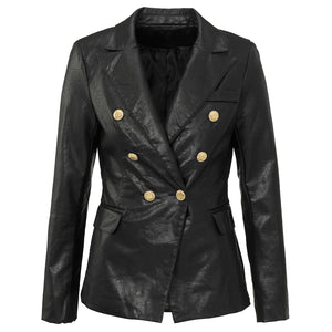 ZWARTE-LEATHERLOOK-BLAZER-IMMITATIELEER-KUNSTLEER-ANGEL-BLACK-PF1