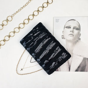 Serina Black - Necklace