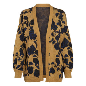 PIECES-KIMPER-GOLD-CARDIGAN-PF
