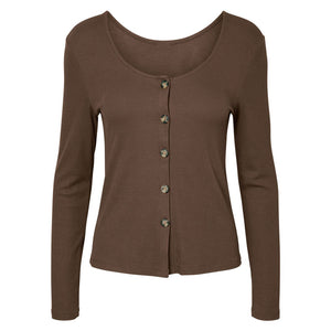 PIECES-DICTE-BROWN-TOP-PF