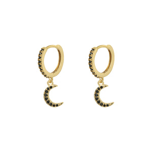 Silke Golden - Earrings