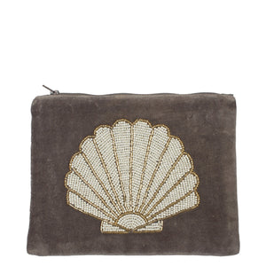 Shell Grey - Pouch