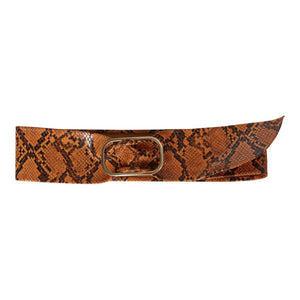 Julie Cognac - Waist Belt