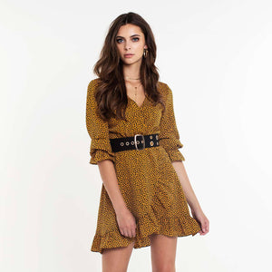 AUDREY-YELLOW-DOTTED-DRESS-SF3