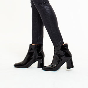Omala Leather Lac - Boots