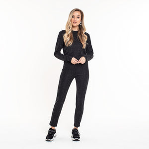 Kinsey Cropped - Legging