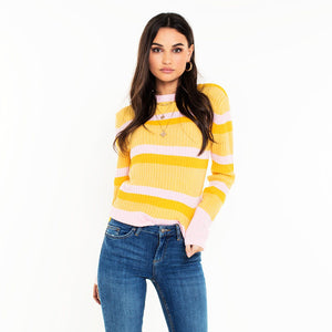 PIECES-BELKA-YELLOW-KNIT-SF1