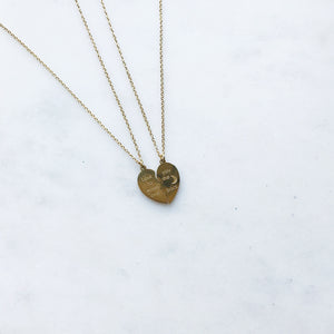 Lovely Golden - Necklace