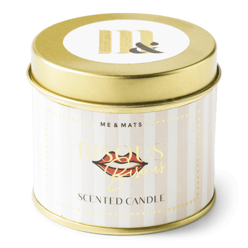 Tin Bisous - Candle
