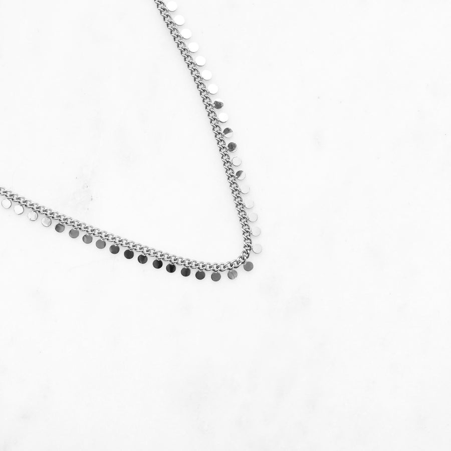Aletta Silver - Necklace