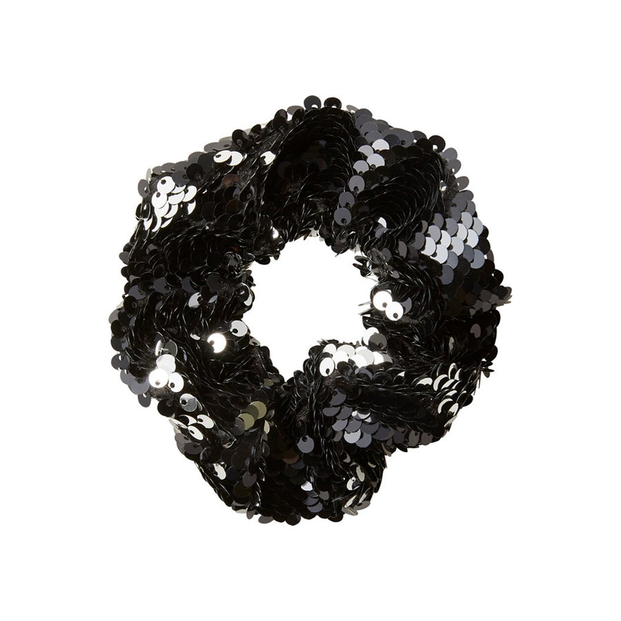 JADEN-BLACK-SCRUNCHIE-ZWARTE-PAILLETTEN-SCRUNCHIE-PF1