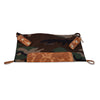 OG Dopp Kit - Camo w/ Antique Buffalo Leather