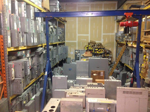 Electric Barn Electrical Parts Inventory