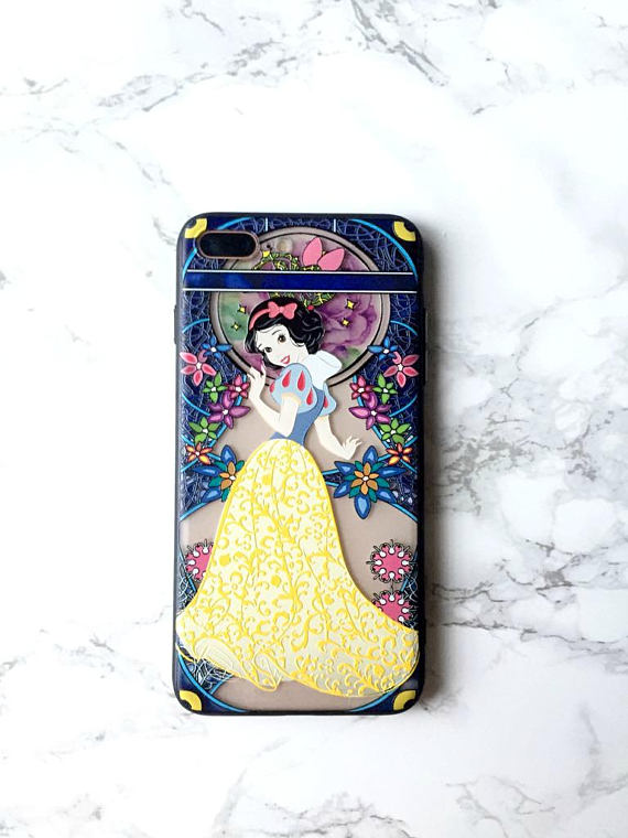 best service 079b4 1dd83 Disney Snow White Phone Case