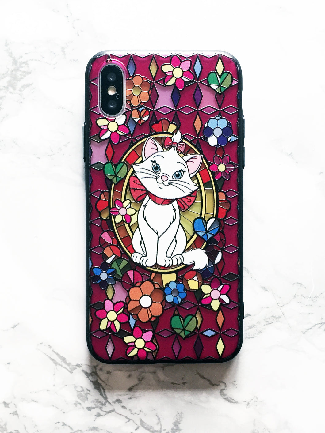 new product d4227 5be5d Disney x Marie - ADORABLE Aristocats Cat Phone Case Cover | HelloBooCo