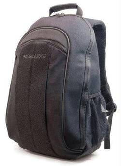 Mobile Edge Llc Mobile Edge - Eco-friendly Canvas Backpack -   17.3in - Black,eco-friendly Cotto